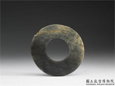 新石器時代晚期 素璧