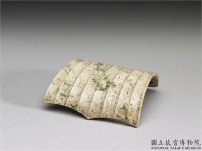 紅山文化晚期 玉臂飾