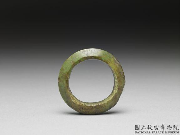 戰國至西漢 牙環