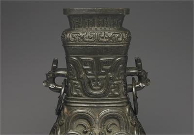 西周晚期 頌壺