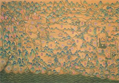 雲南省地圖