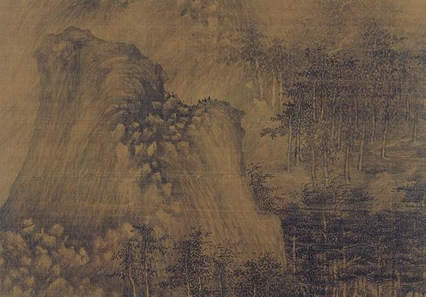 層巖叢樹圖