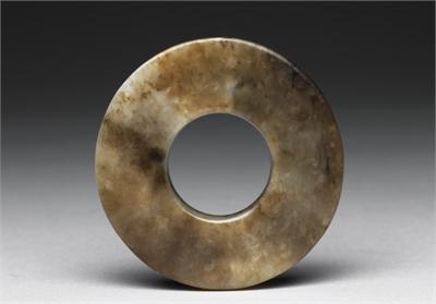 新石器時代晚期 小璧
