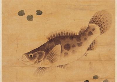 元人 魚藻圖