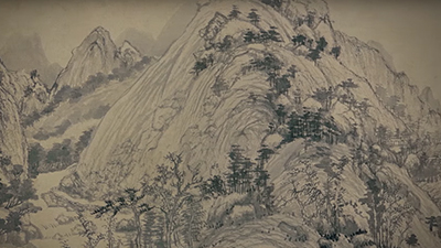 Landscape Reunited - Huang Gongwang and