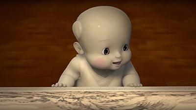 國寶娃娃入寶山