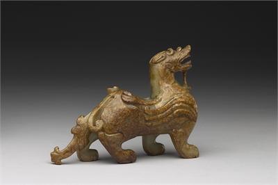 Jade Pi-Hsieh, auspicious beast