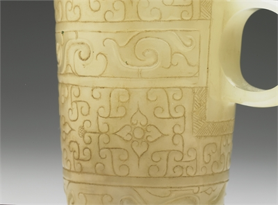 Jade High-stemmed Cup