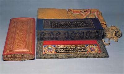 藏文滿文大藏經