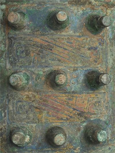 Chime-bell set of Zi-fan