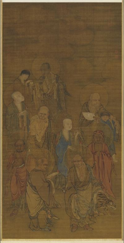 Pair of Lohan Paintings