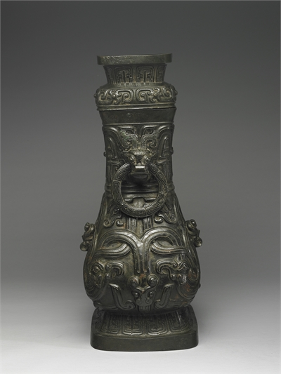 Hu wine vessel of Song