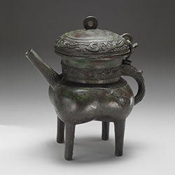 Mid Western Zhou period